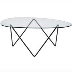 F J Barba Corsini Barba Corsini Pedrera Coffee Table in Brass for Gubi - 1675536