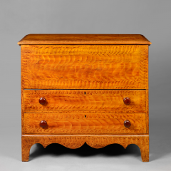 Fine Painted Blanket Chest - 11940