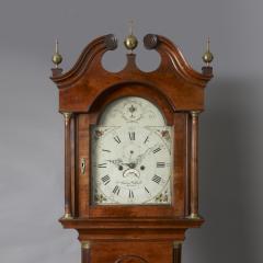 Aaron Willard Chippendale Tall Case Clock c 1775 1785 - 5437