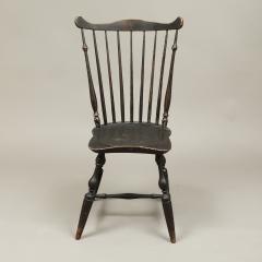 FAN BACK WINDSOR SIDE CHAIR - 1908403
