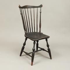 FAN BACK WINDSOR SIDE CHAIR - 1908404