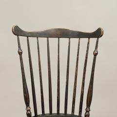FAN BACK WINDSOR SIDE CHAIR - 1908406