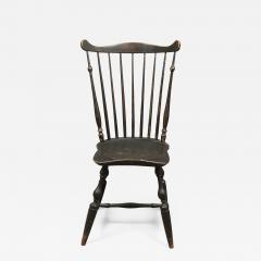 FAN BACK WINDSOR SIDE CHAIR - 1909671