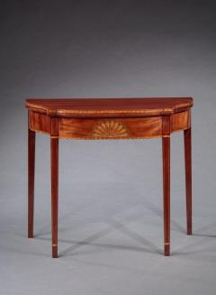 FEDERAL CARD TABLE ATTRIBUTED TO JOHN AND THOMAS SEYMOUR - 1677702