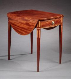 FEDERAL INLAID PEMBROKE TABLE - 691951