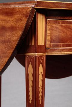 FEDERAL INLAID PEMBROKE TABLE - 691952