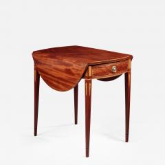 FEDERAL INLAID PEMBROKE TABLE - 692558