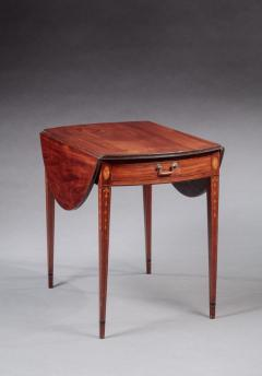 FEDERAL INLAID PEMBROKE TABLE - 1027691