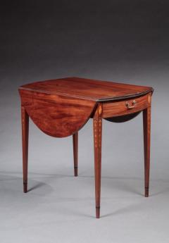 FEDERAL INLAID PEMBROKE TABLE - 1027692