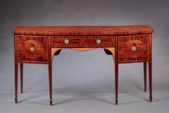 FEDERAL INLAID SIDEBOARD - 1401131
