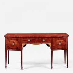 FEDERAL INLAID SIDEBOARD - 1401132