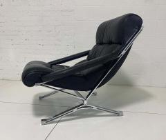 FORMANOVA Milano Sayonara Chair and Ottoman by Giulio Moscatelli 1960s - 1416047