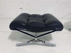 FORMANOVA Milano Sayonara Chair and Ottoman by Giulio Moscatelli 1960s - 1416049