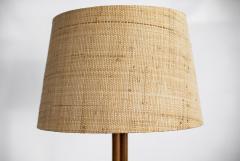 FRENCH BAMBOO FLOOR LAMP - 1104556