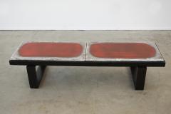 FRENCH CERAMIC TABLE CIRCA 1960S - 1964783