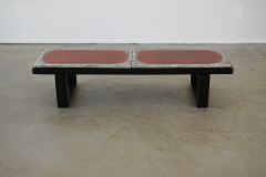 FRENCH CERAMIC TABLE CIRCA 1960S - 1964788