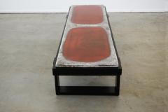 FRENCH CERAMIC TABLE CIRCA 1960S - 1964860