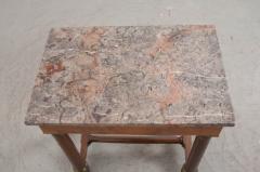 FRENCH EARLY 20TH CENTURY MAHOGANY EMPIRE TABLE - 882332