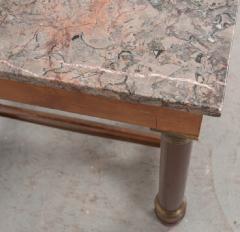 FRENCH EARLY 20TH CENTURY MAHOGANY EMPIRE TABLE - 882333