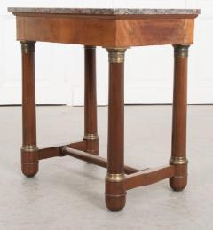 FRENCH EARLY 20TH CENTURY MAHOGANY EMPIRE TABLE - 882334