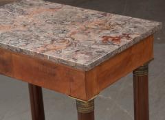 FRENCH EARLY 20TH CENTURY MAHOGANY EMPIRE TABLE - 882337