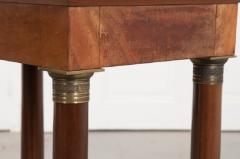 FRENCH EARLY 20TH CENTURY MAHOGANY EMPIRE TABLE - 882338