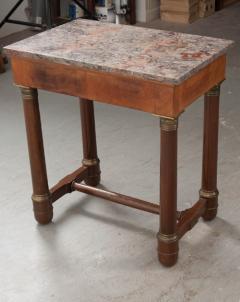 FRENCH EARLY 20TH CENTURY MAHOGANY EMPIRE TABLE - 882341