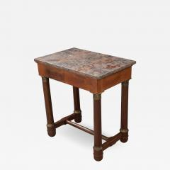 FRENCH EARLY 20TH CENTURY MAHOGANY EMPIRE TABLE - 882561