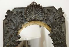 FRENCH NEOCLASSICAL BRONZE MIRROR - 1629703