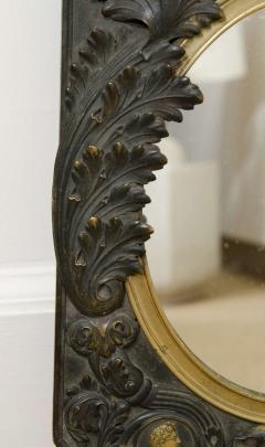 FRENCH NEOCLASSICAL BRONZE MIRROR - 1629707