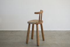 FRENCH OAK CHAIR - 1902901