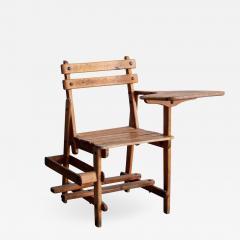 FRENCH OAK SCHOOL DESK - 1864313