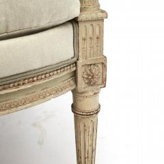 FRENCH PAIR OF LOUIS XVI STYLE BERG RE ARMCHAIRS - 1988473