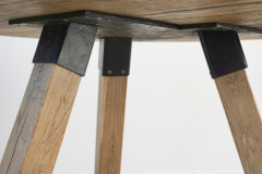 FRENCH PRIMITIVE CENTER TABLE - 1912603