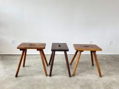 FRENCH PRIMITIVE STOOLS - 2021238