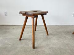 FRENCH PRIMITIVE STOOLS - 2021261