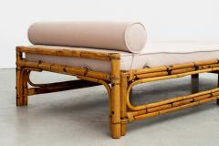 FRENCH RATTAN DAYBED - 1695397