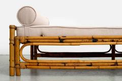 FRENCH RATTAN DAYBED - 1695399