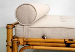 FRENCH RATTAN DAYBED - 1695412
