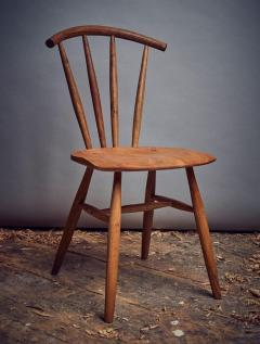 Fabian Fischer Handcrafted Studio Windsor Chair by Fabian Fischer Germany 2019 - 1032753
