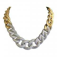 Fabulous 18k Gold and Diamond Necklace - 547154