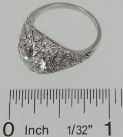 Fabulous Diamond Dome Ring - 181511