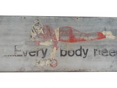 Fabulous Zinc Sign - 799619