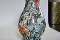 Famille Rose Porcelain Lamps - 1899799