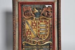 Family Crest from a Chateau in France - 747820