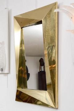 Fantastic Polished Brass Mirror - 1108698