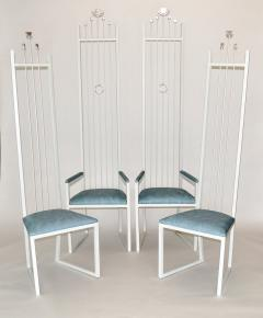 Fantasy Pop Surreal Dining Chairs after Roy re France 1980s - 673672
