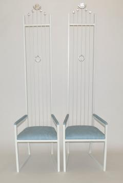 Fantasy Pop Surreal Dining Chairs after Roy re France 1980s - 673674
