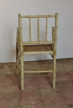 Faux Bamboo Accent Chair - 1012083