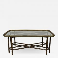 Faux Bamboo Coffee Table - 1133254